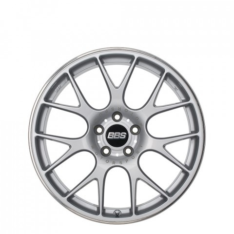 CH-R - Brilliant Silver Wheels