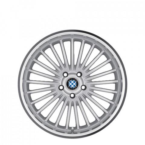 Multi - Silver W/Mirror Lip Wheels