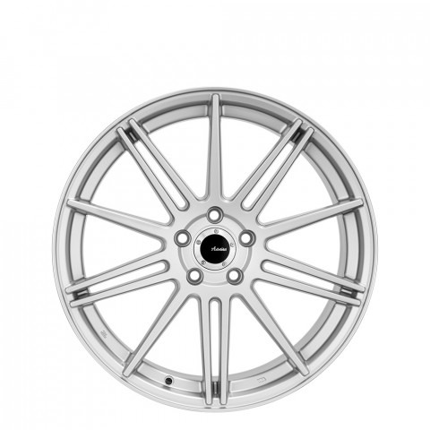 Sicilian - Semi Matt Silver Wheels