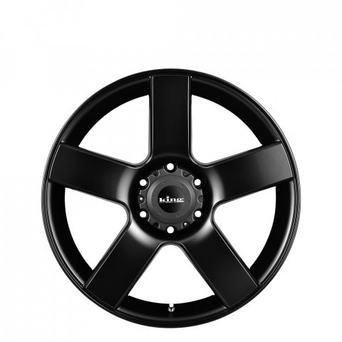 Brute - Satin Black (Lg) Wheels