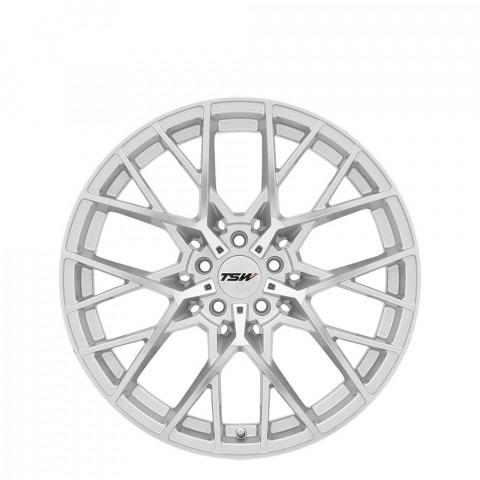 Sebring - Silver W/ Mirror Cut Face Wheels