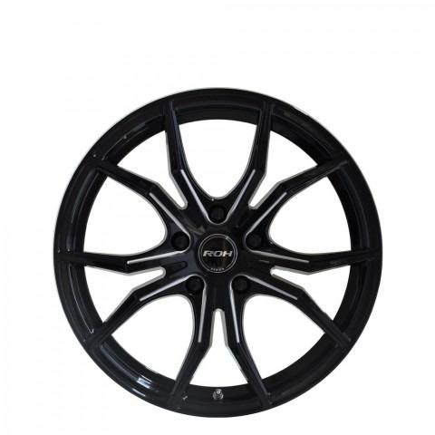 Wasp - Gloss Black Wheels