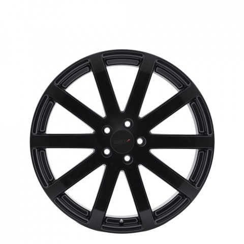 Brooklands - Matte Black Wheels
