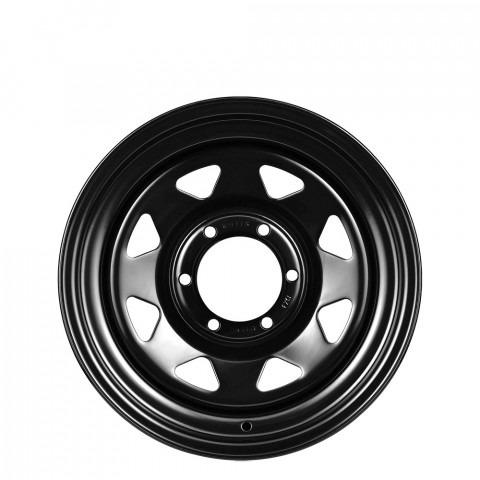 Terra Black - Black Wheels