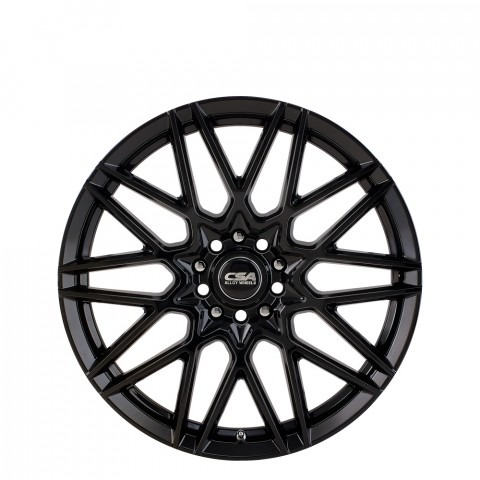 Hotwire - Gloss Black Wheels