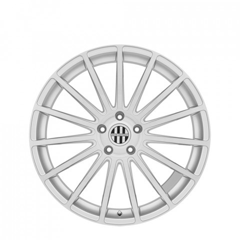 Sascha - Silver W/Brushed Machine Face Wheels