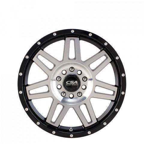 Renegade - Black M-Face SC Wheels