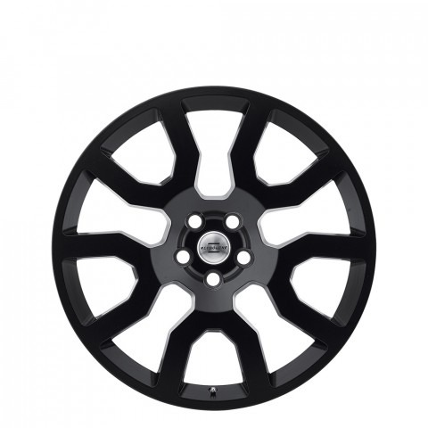 Hercules - Matte Black Wheels