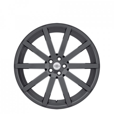 Kensington - Gloss Gunmetal Wheels