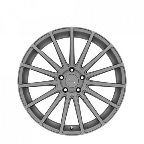 Sascha - Matte Gunmetal Wheels