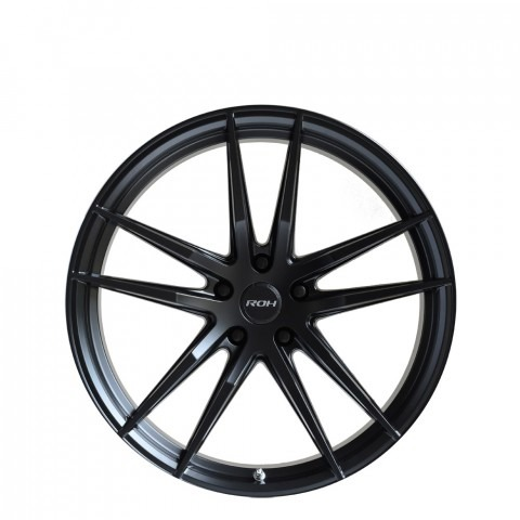 RF2 - Matt Black Wheels