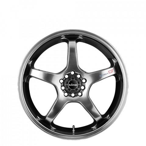 Kobia - Hyper Black Wheels