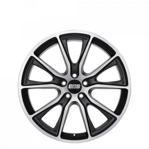 SV - Black / Polished Face Wheels