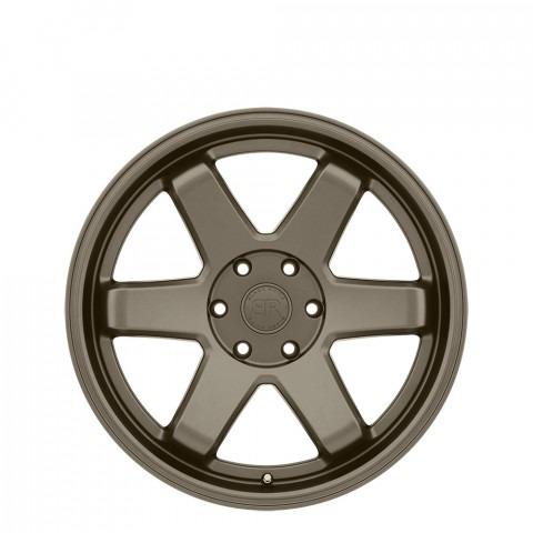 Roku 6 - Matte Bronze Wheels