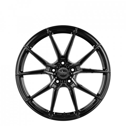 Venom - Gloss Black Wheels