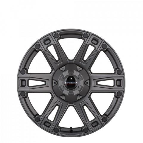 Outlaw - Tungsten Grey Wheels