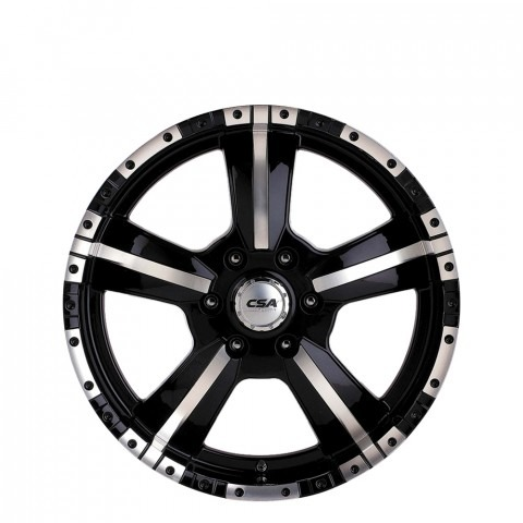 Monster - Black M-Face SC Wheels