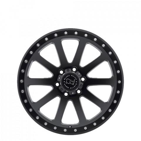 Mint - Matte Black Wheels