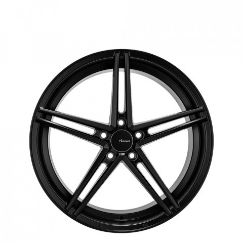 Galaxy - Matt Black Wheels