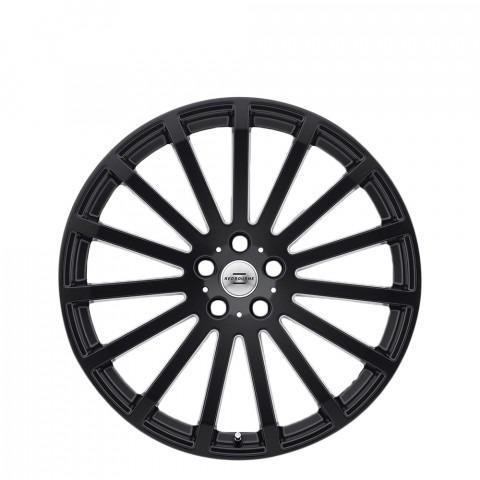 Dominus - Matte Black Wheels