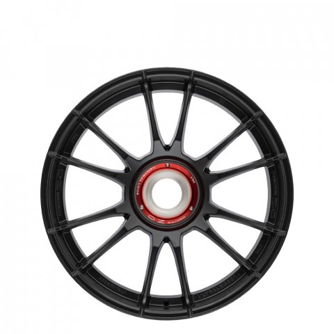 Ultraleggera HLT CL - Matt Black Wheels
