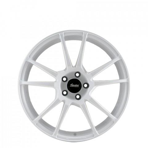 Samurai - White Wheels