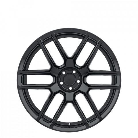 Otto - Gloss Black Wheels