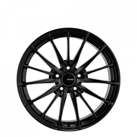 Mission - Matt Black Wheels