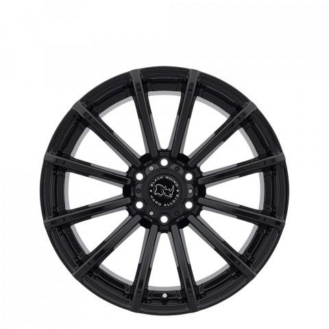 Rotorua - Gloss Black Wheels