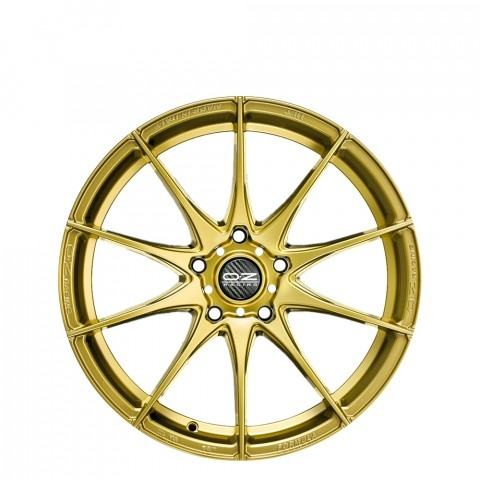 Formula HLT - Race Gold Wheels