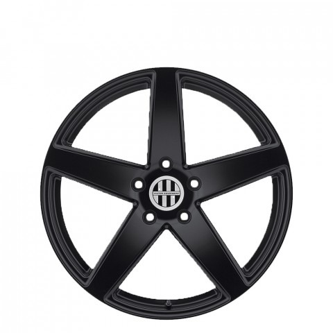 Baden - Matte Black Wheels