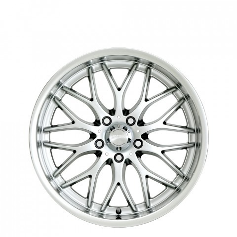 Cheetah - Hyper Silver/Machine Lip Wheels