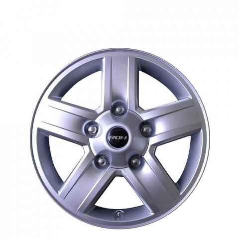 RTX-LC - Billet Silver Wheels