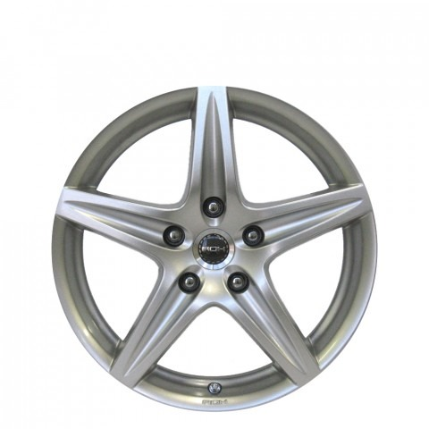Envy - Billet Silver Wheels