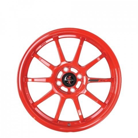 Eco Motion - Red Wheels