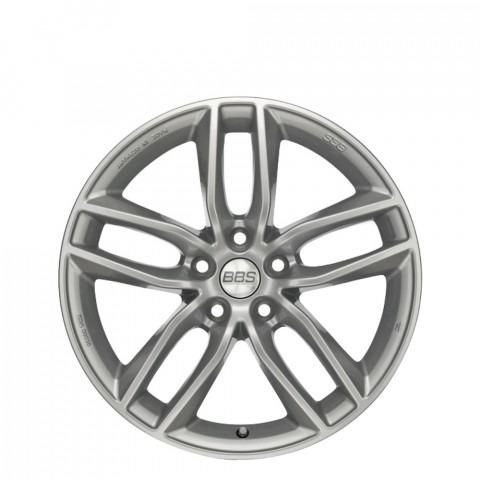 SX - Brilliant Silver Wheels