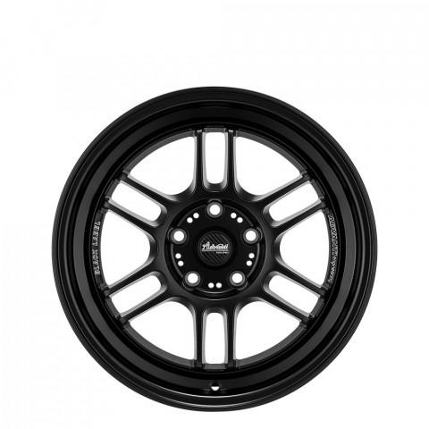 ADV-1 (5 stud) - Satin Black Wheels