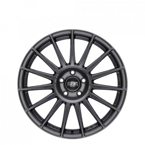 Superturismo Dakar - Matt Graphite + Silver Lettering      Wheels