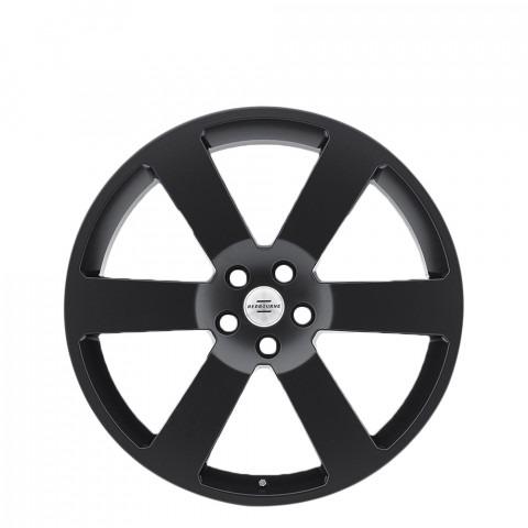 Saxon - Matte Black Wheels
