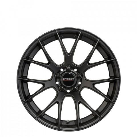 Impact - Satin Black Wheels