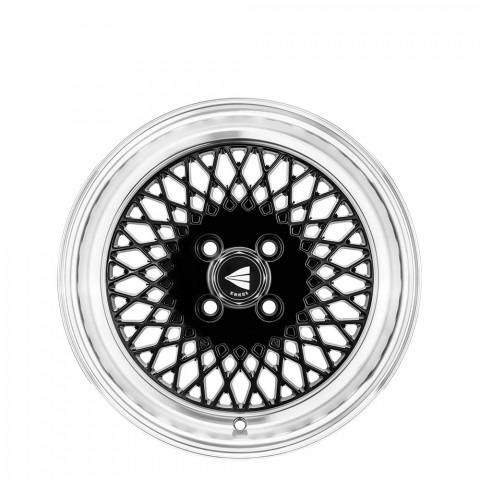 Enkei 92 - Black Lip Polish Wheels