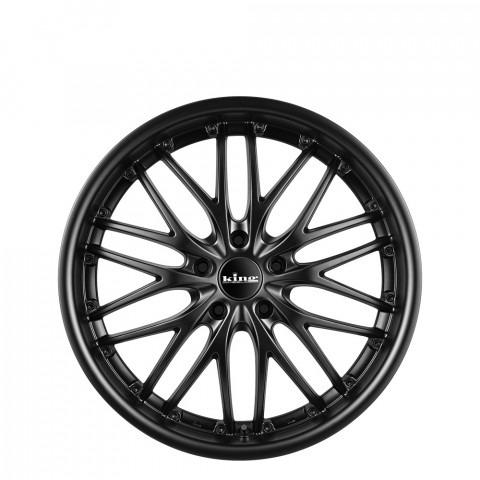 Apex - Matte Black Wheels