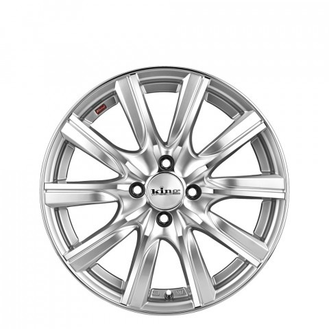 Motion - Silver Machined Wheels
