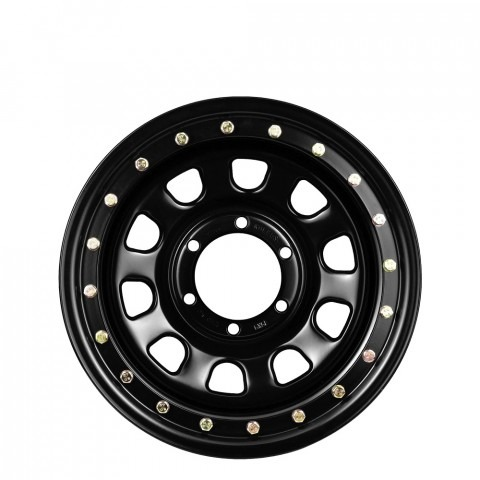 D-Locker - Black Wheels