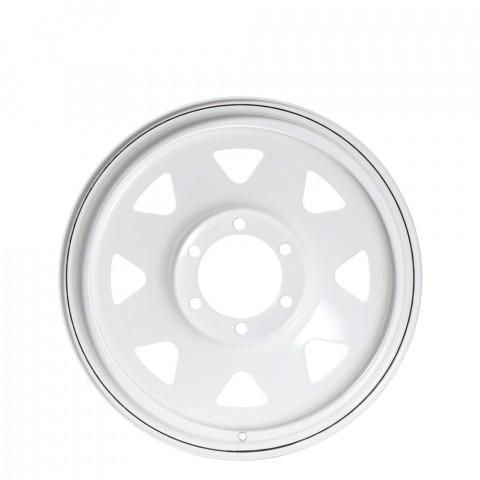 Trak2 - White Wheels