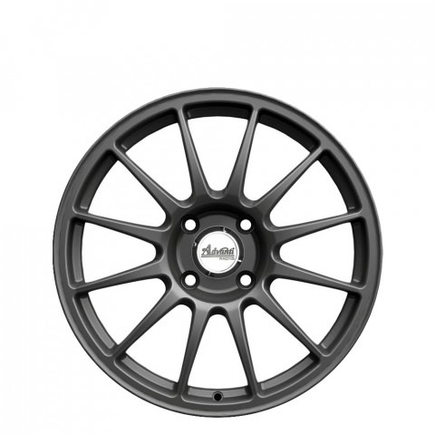 Torino - Matt Gun Metal Wheels