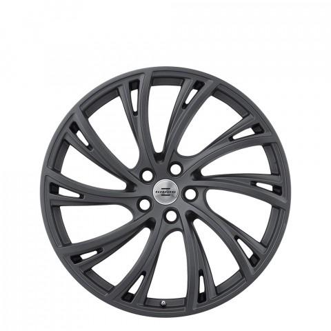 Noble - Matte Gunmetal Wheels