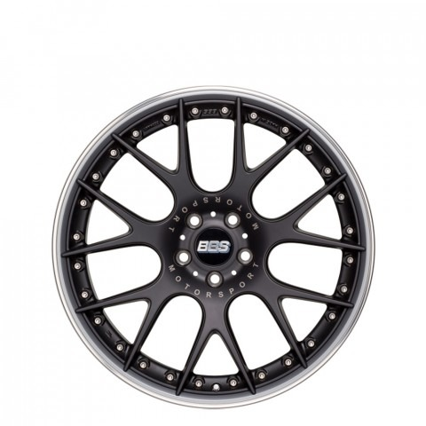 CH-R II - Satin Black Wheels