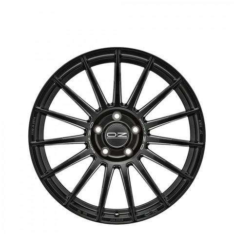 Superturismo Dakar HLT - Matt Black + Silver Lettering Wheels