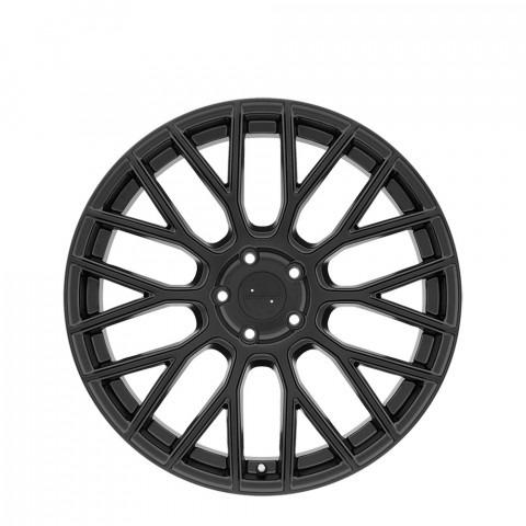 Stabil - Matte Black Wheels